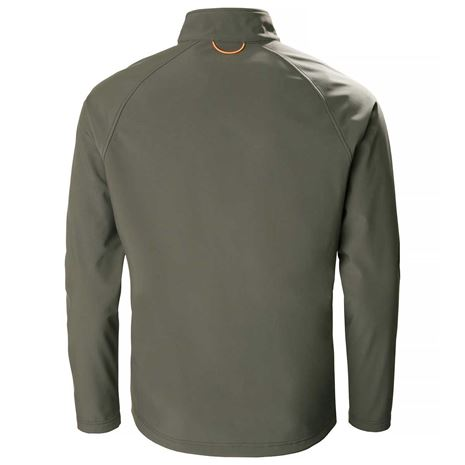 Musto Keepers Softshell Jacket - Forrest Green