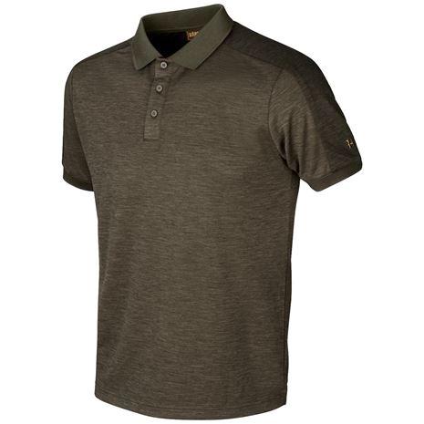 Harkila Tech Polo Shirt - Willow Green