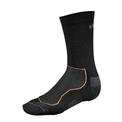 All Season Wool II Socks - Black