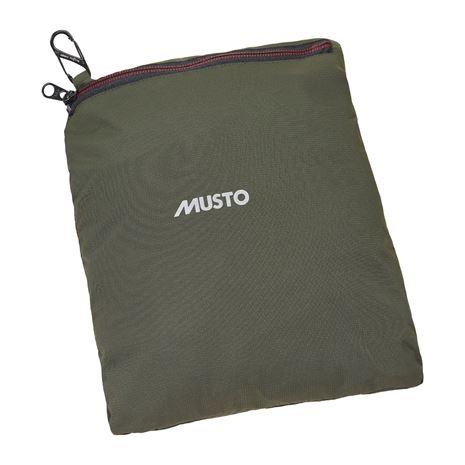 Musto Women's Fenland BR2 Packaway Jacket - Dark Moss - Packed Away