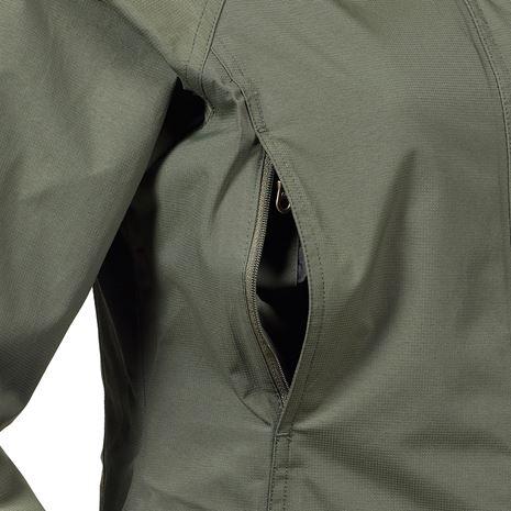 Musto Women's Fenland BR2 Packaway Jacket - Dark Moss - Pocket
