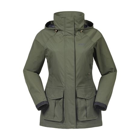 Musto Women's Fenland BR2 Packaway Jacket - Dark Moss