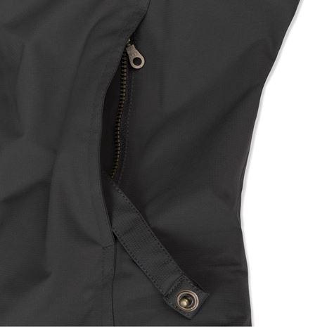 Musto Women's Fenland BR2 Packaway Jacket - Liquorice