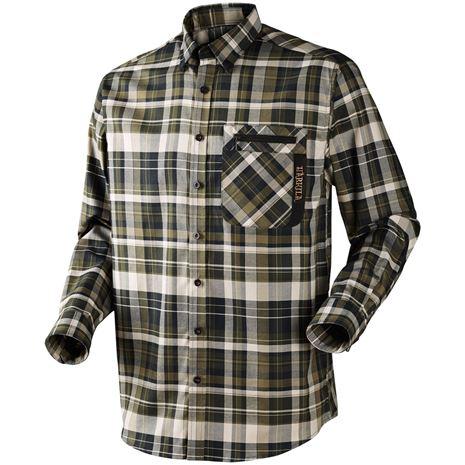 Harkila Newton Checked Shirt - Capers