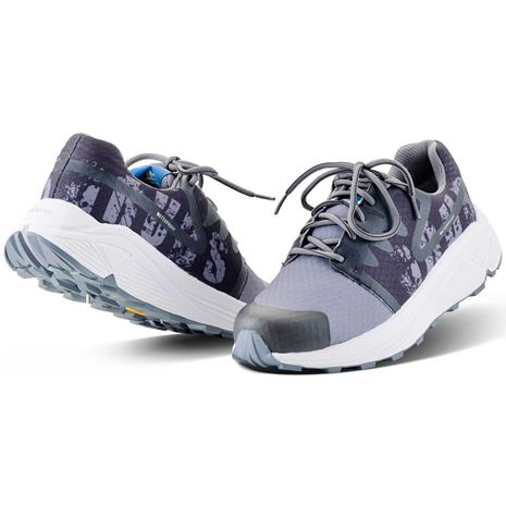 Grubs Discover Trainer Shoes - Charcoal / Black