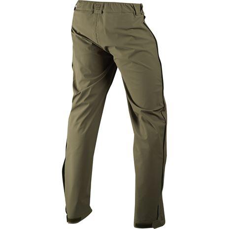 Harkila Orton Packable Trousers - Rear Dusty Lake Green