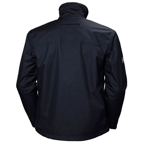 Helly Hansen Team Crew Midlayer Jacket - Navy - Rear