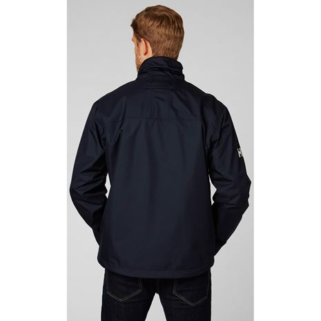 Helly Hansen Team Crew Midlayer Jacket - Navy
