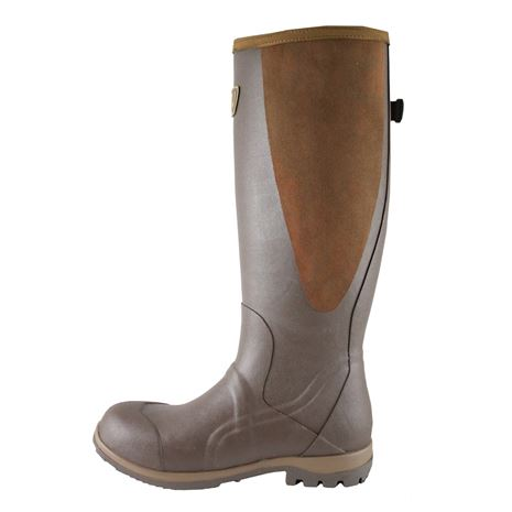 Woof Wear Riding Welly Boot - Chocolate