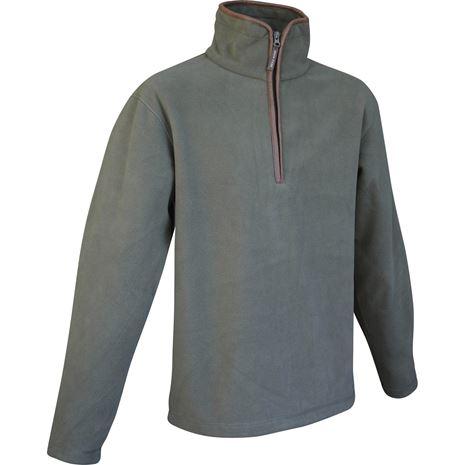 Jack Pyke Countryman Fleece Pullover - Light Olive