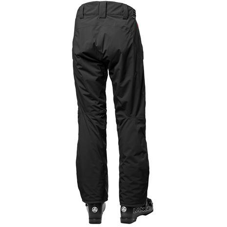 Helly Hansen Velocity Insulated Pant - Black - Rear