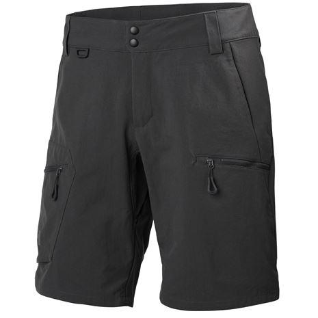 Helly Hansen Crewline Cargo Shorts - Ebony