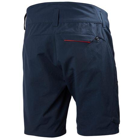 Helly Hansen Crewline Cargo Shorts - Navy - Rear