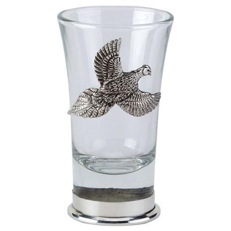 Bisley Shot Glasses - Pheasant