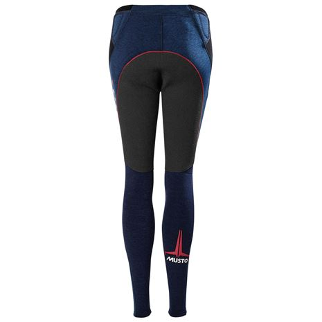 Musto Women's Flexlite Alumin Pant 2.5mm - Midnight Marl