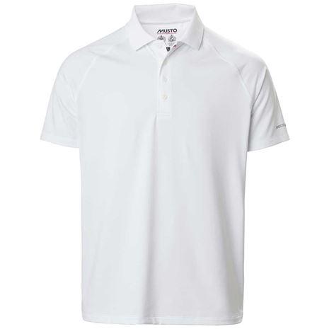 Musto Evolution Sunblock Short Sleeve Polo 2.0 - White