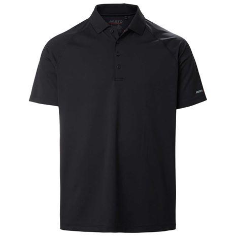Musto Evolution Sunblock Short Sleeve Polo 2.0 - Black
