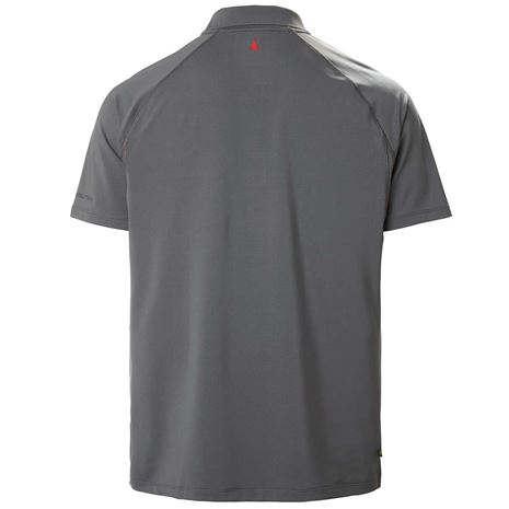Musto Evolution Sunblock Short Sleeve Polo 2.0 - Charcoal