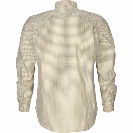 Seeland Warwick Shirt - Soil Brown Check