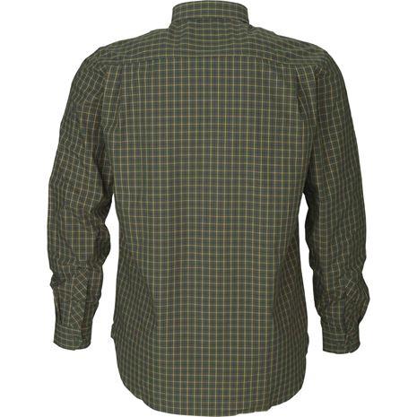 Seeland Warwick Shirt - Pine Green Check