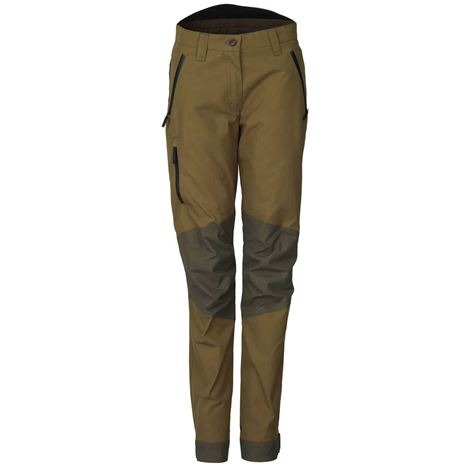 Laksen Dynamic Ladies Eco Trousers W.CTX - Olive
