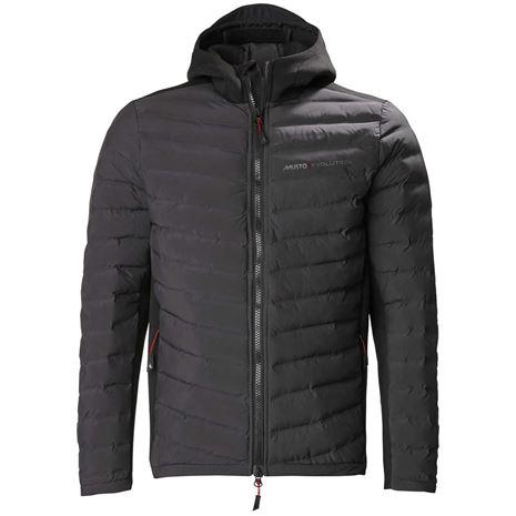 Musto Evolution Loft Hooded Jacket - Gunmetal