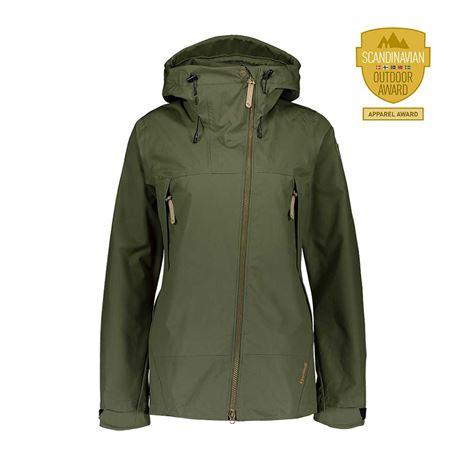 Sasta Peski Women's Jacket - Dark Olive