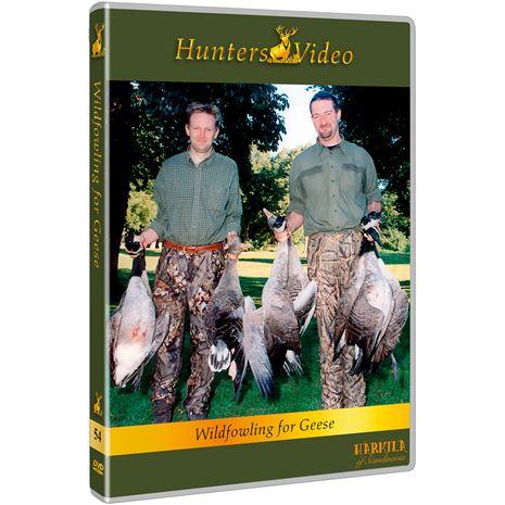 Hunters Video DVD -