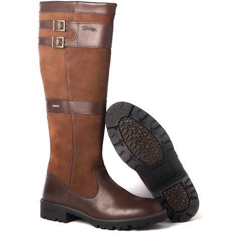 Dubarry Longford Boot - Walnut