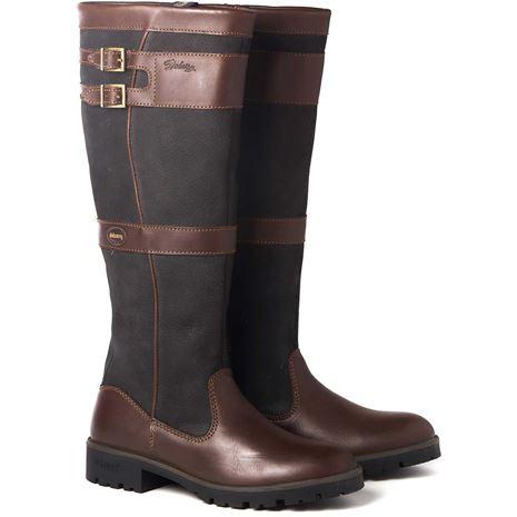 Dubarry Longford Boot - Black / Brown