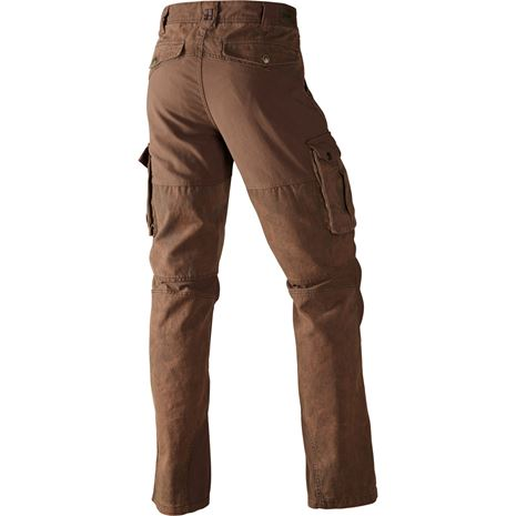 Harkila PH Range Trousers - Rear Dark Sand