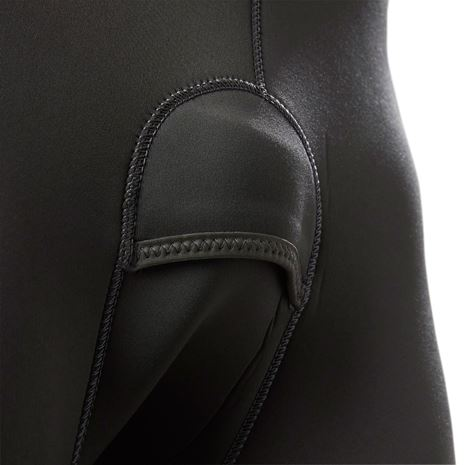 Musto Foiling Thermohot Impact Wetsuit - Dark Grey/Black