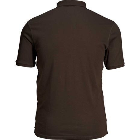 Seeland Skeet Polo Shirt - Classic Brown
