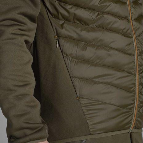 Seeland Hawker Hybrid Jacket - Pine Green