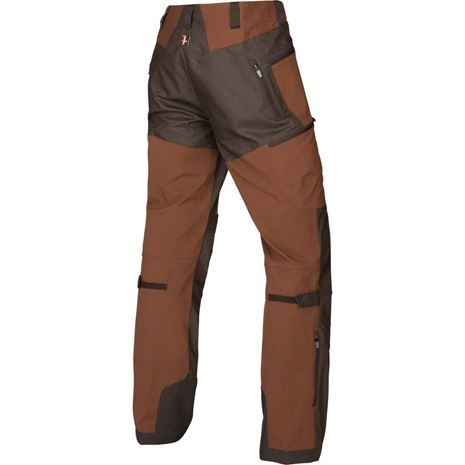 Harkila Ragnar Trousers - Rustique Clay / Brown - Rear