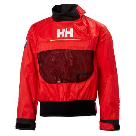 Helly Hansen Jr HP Smock Top 2.5 - Alert Red