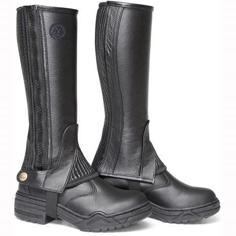 Mountain Horse Soft Rider Leggings Jr - Black