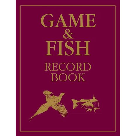 Quiller Game & Fish Record Book