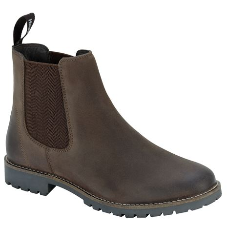 Hoggs of Fife Ladies Jodhpur Dealer Boot