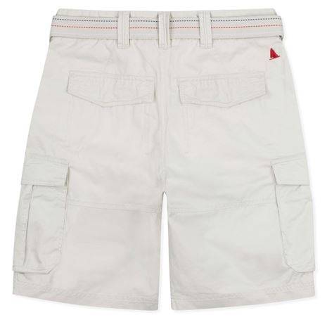 Musto Bay Combat Short - White Sand - Rear