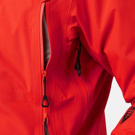 Helly Hansen Odin 9 Worlds 2.0 Jacket - Alert Red