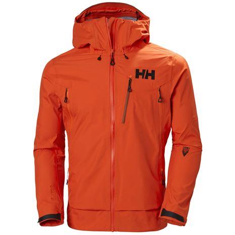 Helly Hansen Odin 9 Worlds 2.0 Jacket - Patrol orange