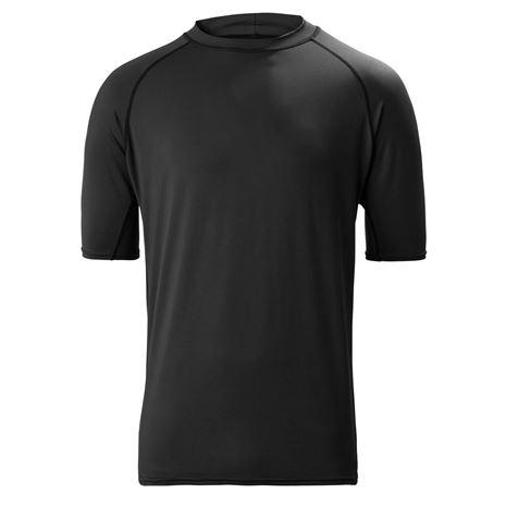 Musto Insignia UV Fast Dry Short Sleeve T-Shirt - Black