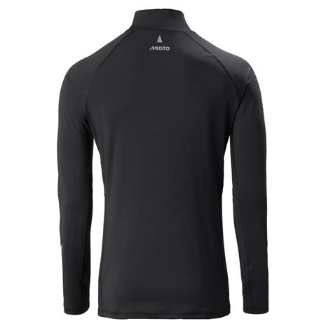 Musto Quick Dry Performance Long Sleeve T-Shirt - Black