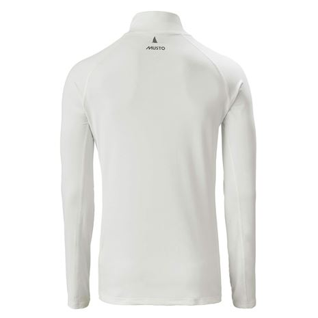 Musto Quick Dry Performance Long Sleeve T-Shirt - White