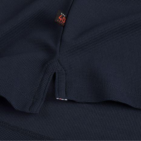 Musto Evolution Pro Lite Plain Short Sleeve Polo Shirt -True Navy