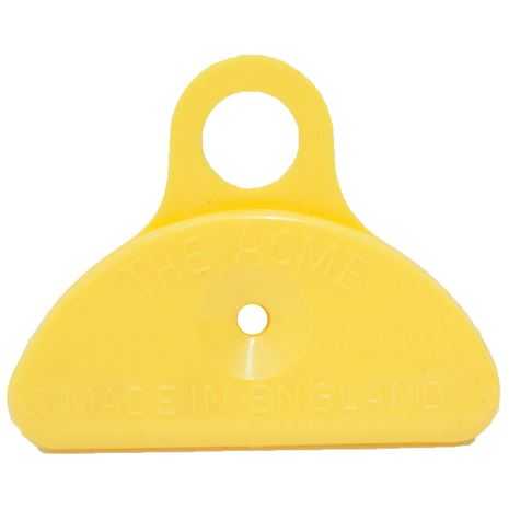 Acme Shepherds Mouth Plastic Whistle - Yellow