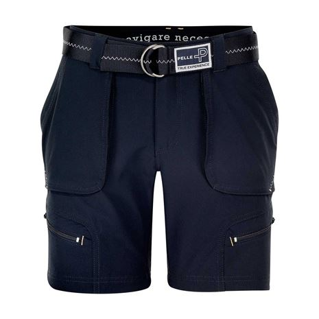 Pelle P Women's 1200 Bermuda Shorts - Dark Navy Royal