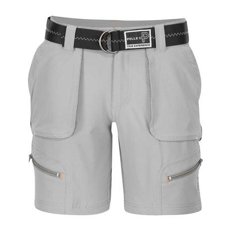 Pelle P Women's 1200 Bermuda Shorts - Aluminium