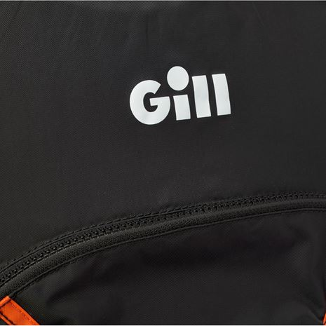 Gill Pro Racer Buoyancy Aid - Black/Orange